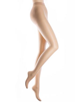 Hlačne nogavice, svileni mat izgled, klasičen hlačni del.