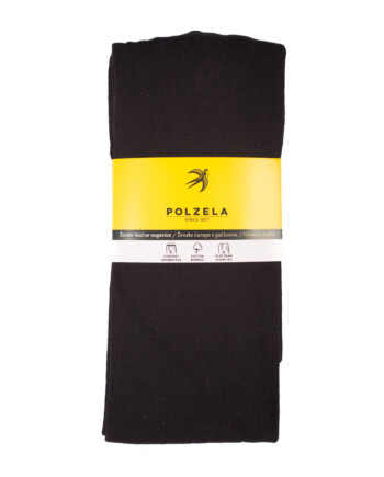 Hlačne nogavice Polzela 1741 črna