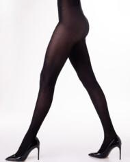 Hlačne nogavice Polzela Irena 70 den črna