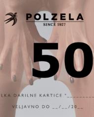 Gift card Polzela
